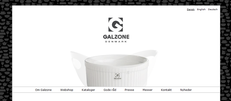 Galzone company website